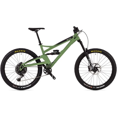 ORANGE ALPINE 6 PRO FS MTB BIKE 2020