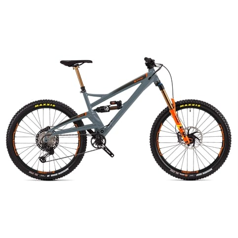ORANGE ALPINE 6 FACTORY FS MTB BIKE 2020