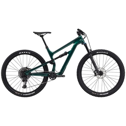 CANNONDALE HABIT CARBON 3 FS MTB BIKE 2020 *