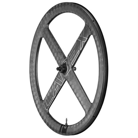 CADEX 4-SPOKE AERO TUBELESS SYSTEM FRONT WHEEL