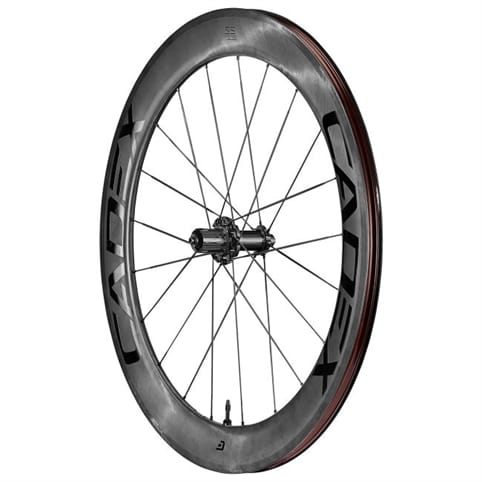 CADEX 65 TUBELESS REAR WHEEL