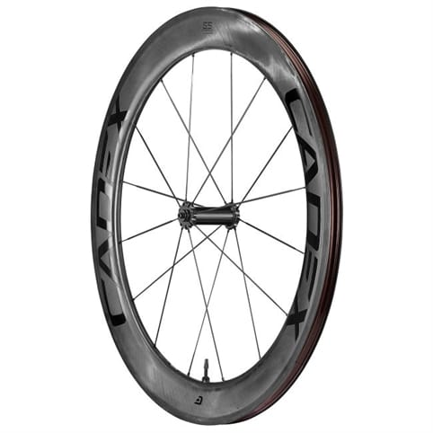 CADEX 65 TUBELESS FRONT WHEEL