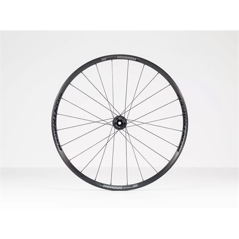 BONTRAGER PARADIGM COMP 25 TLR DISC FRONT ROAD WHEEL *