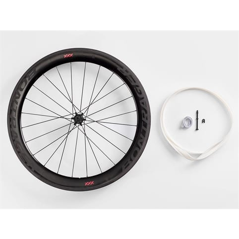 BONTRAGER AEOLUS XXX 6 TLR CLINCHER REAR ROAD WHEEL *