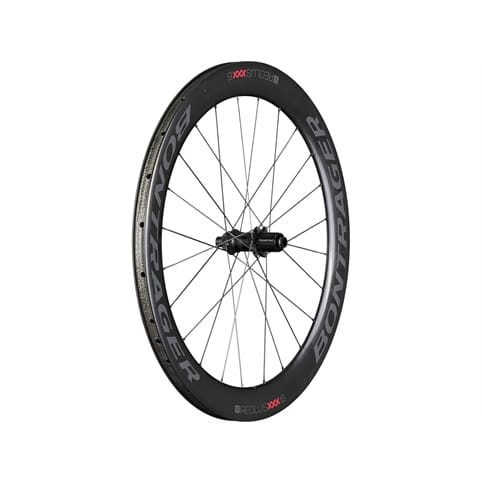 BONTRAGER AEOLUS XXX 6 TLR DISC CLINCHER REAR ROAD WHEEL *