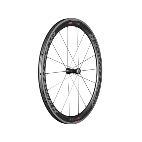 BONTRAGER AEOLUS XXX 4 TLR CLINCHER FRONT ROAD WHEEL *