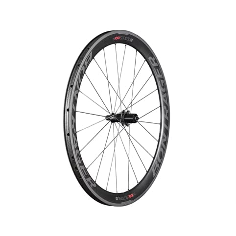 BONTRAGER AEOLUS XXX 4 TLR CLINCHER REAR ROAD WHEEL *