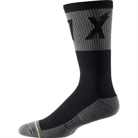"FOX 8"" TRAIL CUSHION SOCK *"
