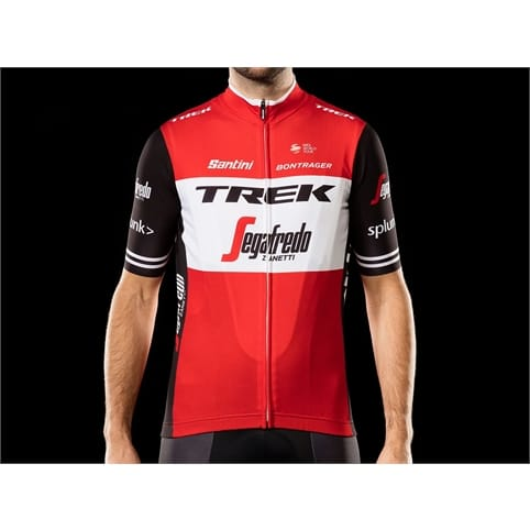 SANTINI TREK-SEGAFREDO TEAM REPLICA CYCLING JERSEY **