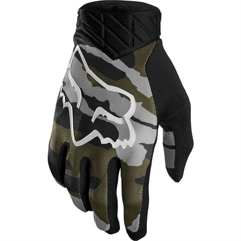 FOX FLEXAIR CAMO GLOVES *