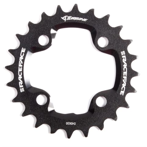 RACE FACE TURBINE 11 SPEED CHAINRING 64X24T *
