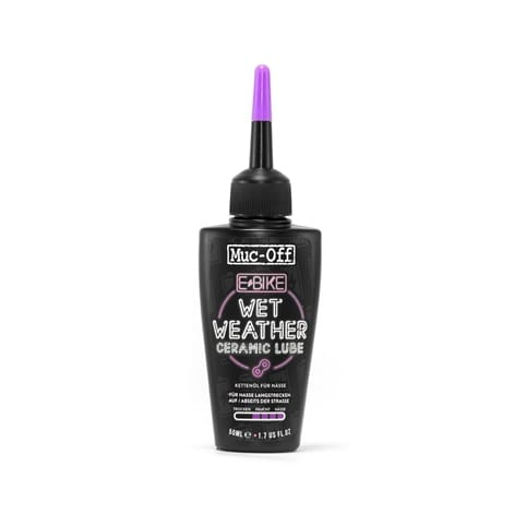MUC-OFF EBIKE WET CHAIN LUBE *