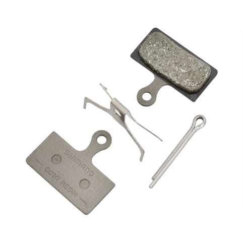 SHIMANO G03A RESIN DISC BRAKE PADS *