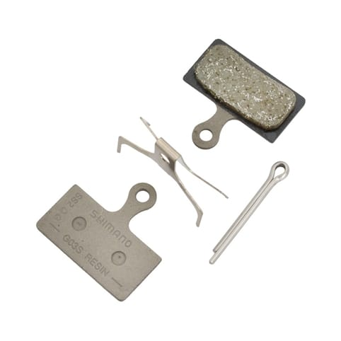 SHIMANO G03S RESIN DISC BRAKE PADS *