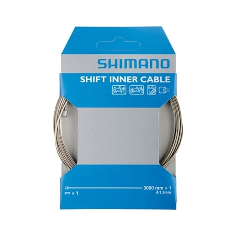 SHIMANO STEEL SHIFT INNER CABLE *