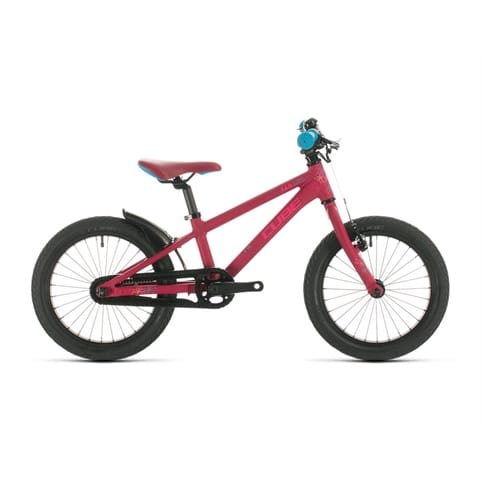 CUBE CUBIE 160 BERRY/PINK/BLUE KIDS BIKE 2020