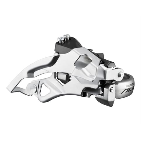 SHIMANO FD-T4000 ALIVIO 9-SPEED FRONT DERAILLEUR TOP SWING 63-66° *