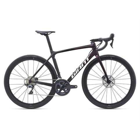 GIANT TCR ADVANCED PRO 1 DISC ROAD BIKE 2021 *