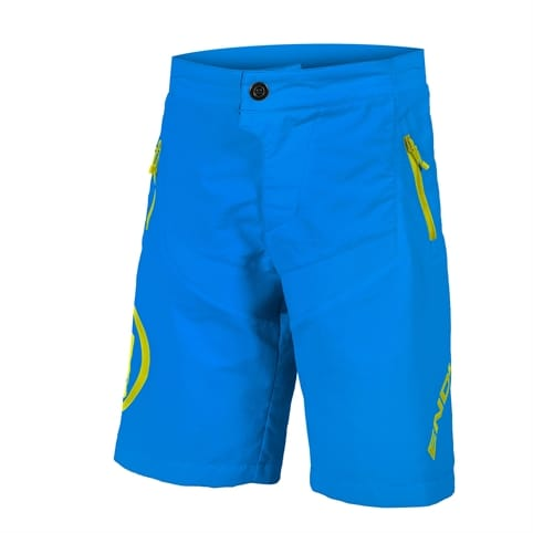ENDURA KIDS MT500JR SHORT WITH LINER *