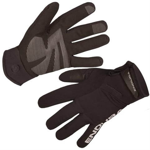 ENDURA WMS STRIKE II GLOVE BLACK *