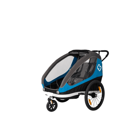 HAMAX TRAVELLER CHILD BIKE TRAILER *