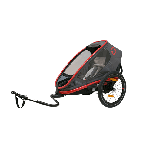 HAMAX OUTBACK ONE CHILD BIKE TRAILER *