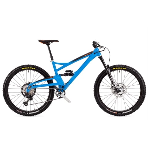 ORANGE FIVE EVO LE FS MTB BIKE 2021 *