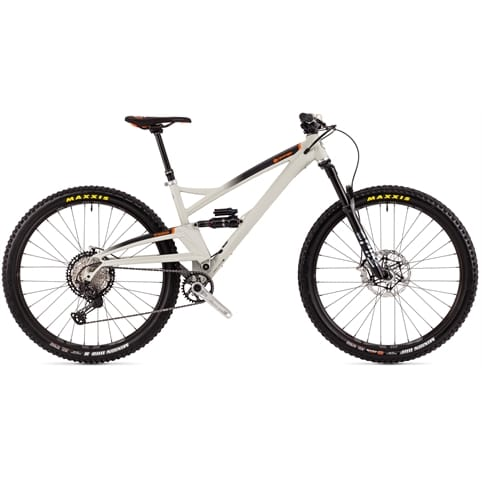 ORANGE STAGE EVO LE FS MTB BIKE 2021 *