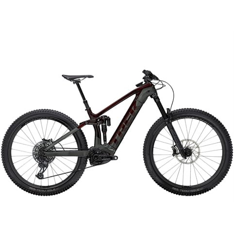TREK RAIL 9.9 E-MTB BIKE 2021 *