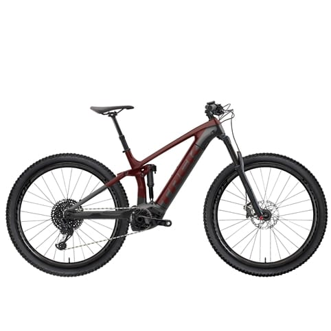 TREK RAIL 9.8 E-MTB BIKE 2021 *