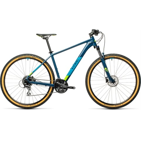 CUBE AIM RACE 29 HARDTAIL MTB BIKE 2021 *