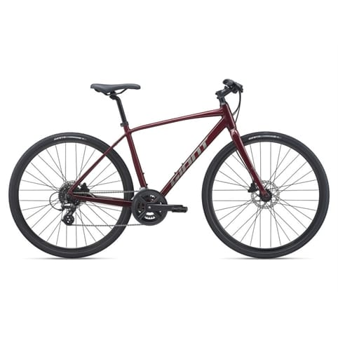 GIANT ESCAPE 2 DISC HYBRID BIKE 2021 *