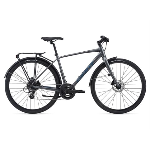 GIANT ESCAPE 2 CITY DISC HYBRID BIKE 2021 *