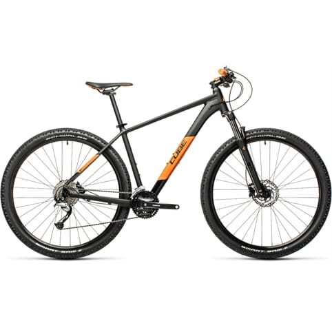 CUBE AIM 29 HARDTAIL MTB BIKE 2021 *
