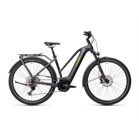 CUBE TOURING HYBRID EXC LADY 500 ELECTRIC BIKE 2021 *