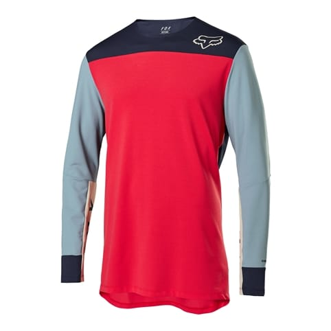 FOX DEFEND DELTA LONG SLEEVE JERSEY *