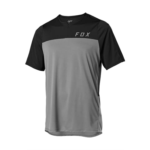 FOX FLEXAIR ZIP JERSEY *