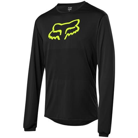 FOX RANGER LONG SLEEVE FOX HEAD JERSEY *