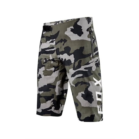 FOX DEFEND PRO WATER CAMO SHORT *
