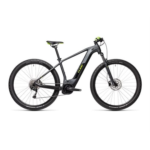 CUBE REACTION HYBRID PERFORMANCE 500 E-MTB BIKE 2021 *