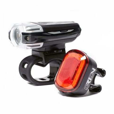 MOON METEOR C1 FRONT & ORION REAR LIGHT SET *