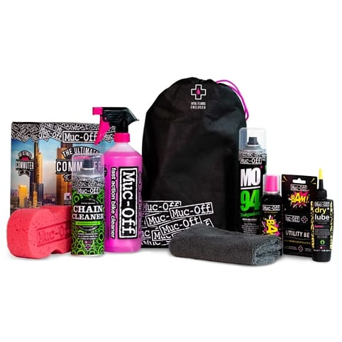 MUC-OFF ULTIMATE COMMUTER KIT *