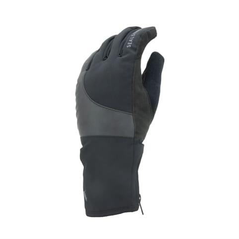 SEALSKINZ WATERPROOF COLD WEATHER REFLECTIVE CYCLE GLOVE *