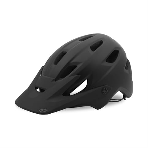 GIRO CHRONICLE MIPS MATTE BLACK/GLOSS BLACK DIRT/MTB HELMET *