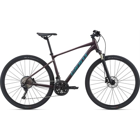 GIANT ROAM 0 DISC HYBRID BIKE 2021 *