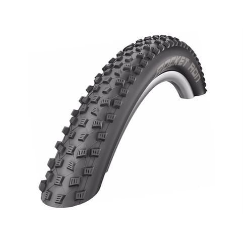 SCHWALBE ROCKET RON PERFORMANCE 26X2.25 FOLDING MTB TYRE *