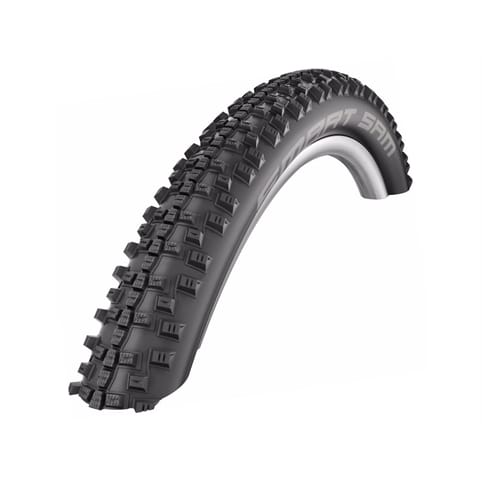 "SCHWALBE SMART SAM PERFORMANCE ADDIX 27.5x2.25"" WIRED TYRE *"