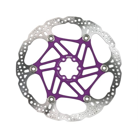 HOPE FLOATING 6-HOLE PURPLE DISC ROTOR *