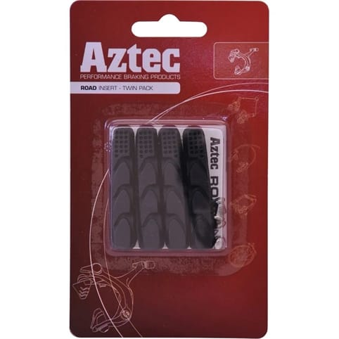 AZTEC ROAD INSERT BRAKE BLOCKS *