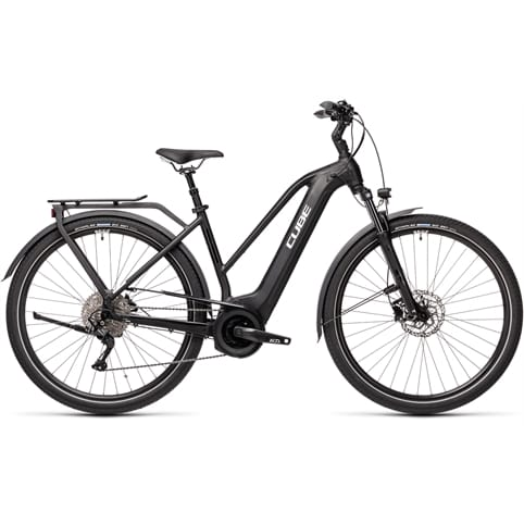 CUBE TOURING HYBRID PRO 500 TRAPEZE ELECTRIC BIKE 2021 *